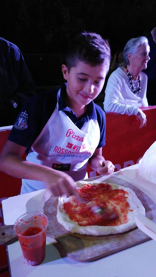 la ricetta della pizza napoletana